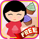 Sweet Cupcakes Free by Happy Planet Games