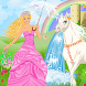 Princess And Her Magic Horse by Net Fun Media