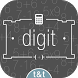 digit: a math game by think&tap