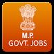 MP govt jobs by App Design Ideas