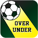 Football Bettings Tips - OVER/UNDER
