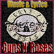 All Guns N Roses Rock Songs and Lyrics by Jangtaras MusicAudio