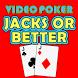Video Poker : Jacks Or Better by Kahuna Studios