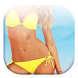 Woman Bikini Photo Montage by Photo Montage Pic Frames
