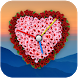 Rose Clock Live wallpaper by App Basic