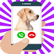 Fake call From Dog by developers.app