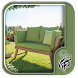 Wooden Garden Sofa Design by Spirit Siphon