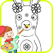 Learn Paint for Rabbids Fans by GoColoring Art Design Apps