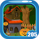 Witch Rescue From The Old House Game Kavi - 205 by Kavi Games