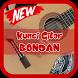 Kunci Gitar Bondan by Game Edukasi Anak