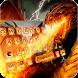 Keyboard - Fire Dragon Dazzle Free Emoji Theme by Kika Free Theme