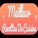 Meilleur Recettes De Cuisine by Themostapps