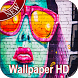 Graffiti Wallpaper by Sritong