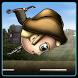 Bighead Flyer - Superhero by Freelance Games