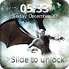 Daemon Evil Devil Screen Lock by Key Lock Skin