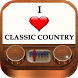 Classic Country Music by Funny Radio Apps
