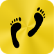Footsteps Pedometer by Palm Shadow Apps LLC