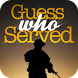 Guess Who Served by Sheldon Scott