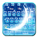 Blue Moon Crystal Cool Keyboard | Crystal Style by Launcher and Keyboard Theme Design