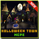 Halloween Minecraft Map Town by Domino Apps
