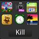 Close Apps Widget by Moula Soft Inc.