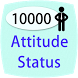 10000 Attitude Status Hindi by cementry
