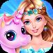 Fairy Princess Unicorn Salon by Beauty Girls