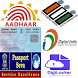 Adhara Card Voter ID. AllinOne by sharecell
