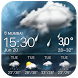 Local Weather Forecast Widget on Homescreen by