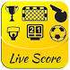Sports Live Score by imagomedia