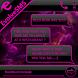 THEME EVOLVESMS SPACE PINK by Tak Team Studio