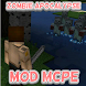 MOD for MCPE Zombie Apocalypse by QueenXGames