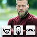 Beard styles for men: hairstyle, mustache by AppGame Technologies