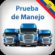 Prueba de Manejo - Pesados by Webrich Software