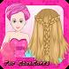 Braided hairstyles hair salon by Girl Games - Vasco Games