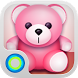 Minty Pink Hola Theme by Hola Launcher Themes