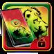 weed lion reggae jamaica theme