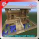 Modern Minecraft House by aqila