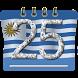 Calendario 2017 Uruguay by Sayid Aksa