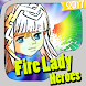 Fire Lady Heroes by kamo