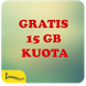 GRATIS 15 GB KUOTA by Lunar Studios