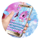 Flower Petals Keyboard Theme by Keyboard Theme Factory