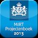 MIRT Projectenboek 2013 by Rijksoverheid