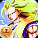 Goku Battle Super Saiyan by jokergames