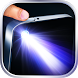 Power Button FlashLight - LED Flashlight Torch by Brink Technologies