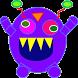 Monsters Memory Game by Miiiz