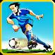 Mahesa Jenar PSIS Soccer Free Kick by KMP Mobile