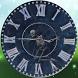 Free Skeleton Clock Widget