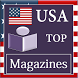 Top Magazines in USA by dreamBDIt