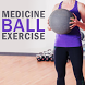 Medicine Ball Exercises by Health&Fitness